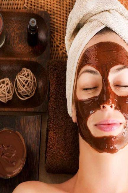 The Bye-Bye Aging Choco Mask