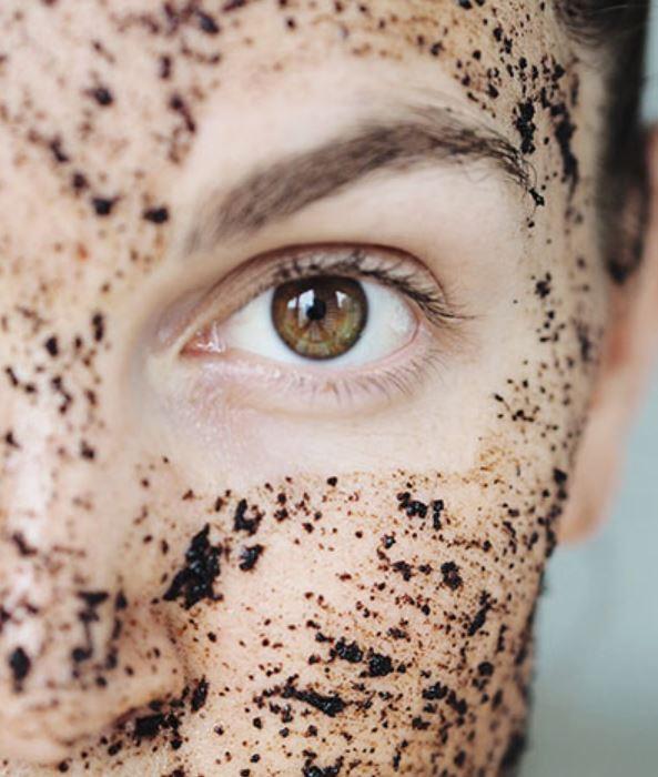Coffee Face Scrub For Oily Skin