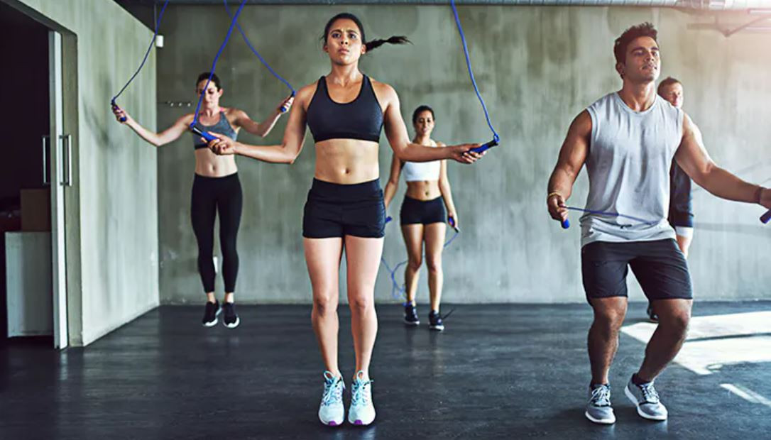 Benefits Of Skipping Rope: Improves Cardiovascular Health