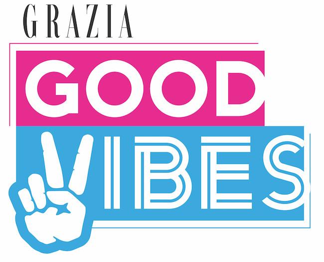Grazia Good Vibes
