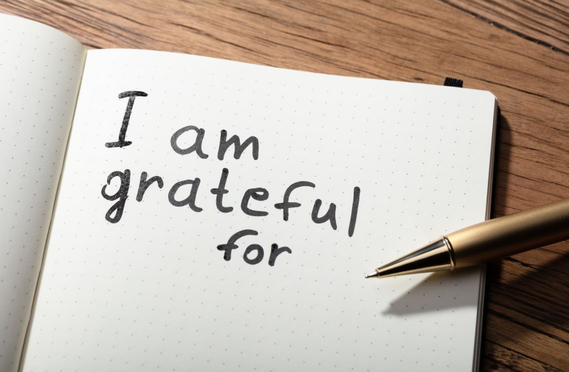 How To Manage Stress: Express Gratitude