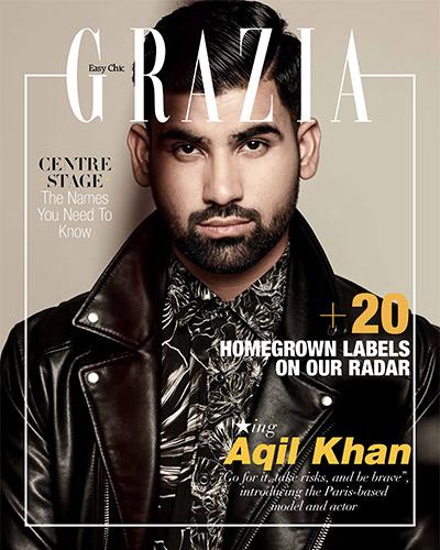 grazia-issue1 cover