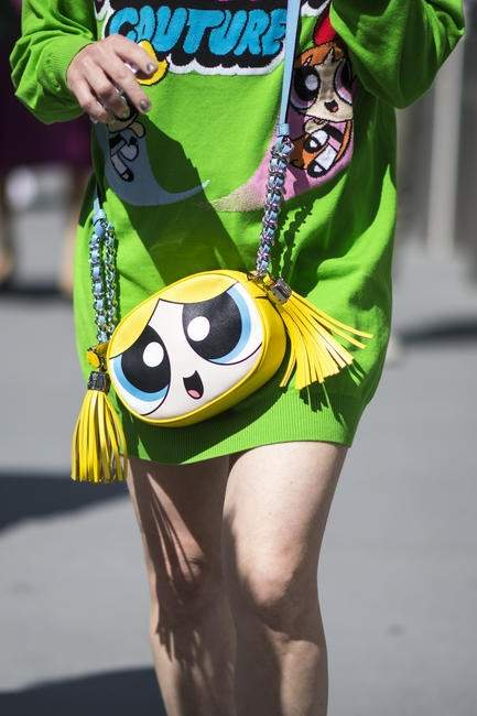 Be a part of the Powerpuff Girls and help save street style looks before bedtime