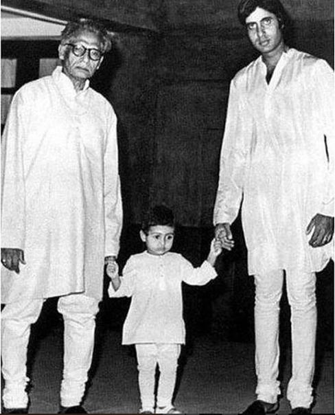 Abhishek Bachchan @bachchan
