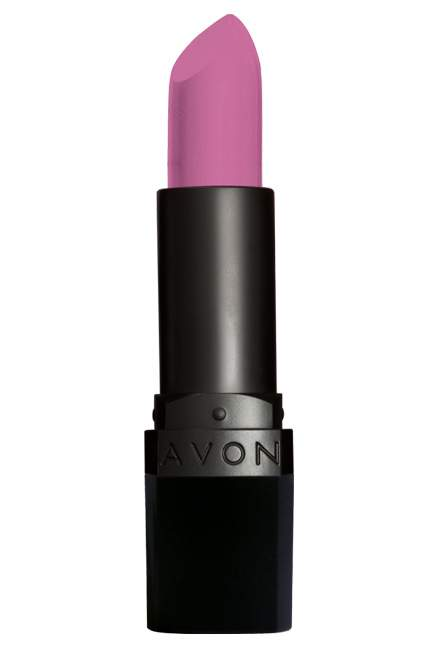 Avon True Color Perfectly Matte Lipstick in Ideal Lilac, INR 400 approximately