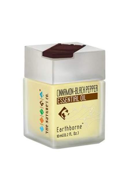 The Nature's Co. Cinnamon-Black Pepper Essential Oil