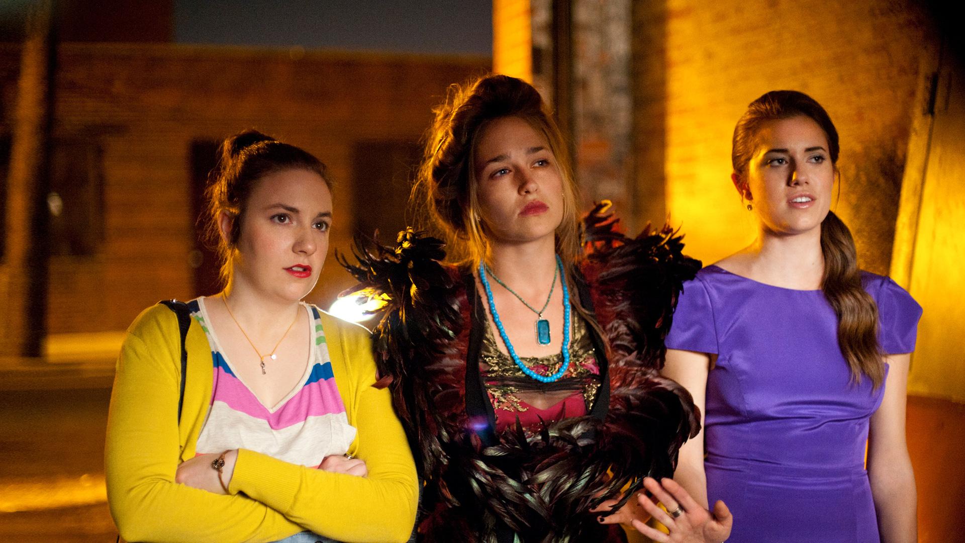 How Lena Dunham's GIRLS' Fashion Inspired Us | Grazia India