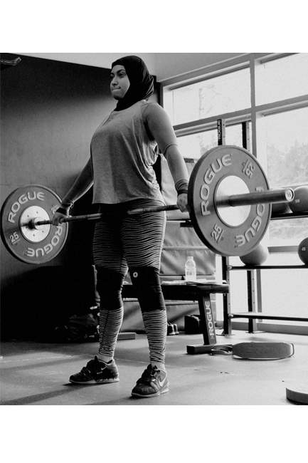 weight lifter nike