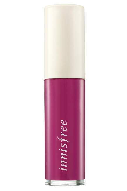 Innisfree Glossy Lip Laquer, price on request