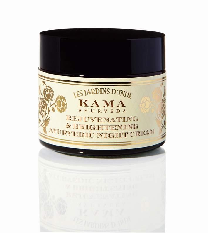 Kama Ayurveda Rejuvenating & Brightening Ayurvedic Night Cream, Rs 1,650