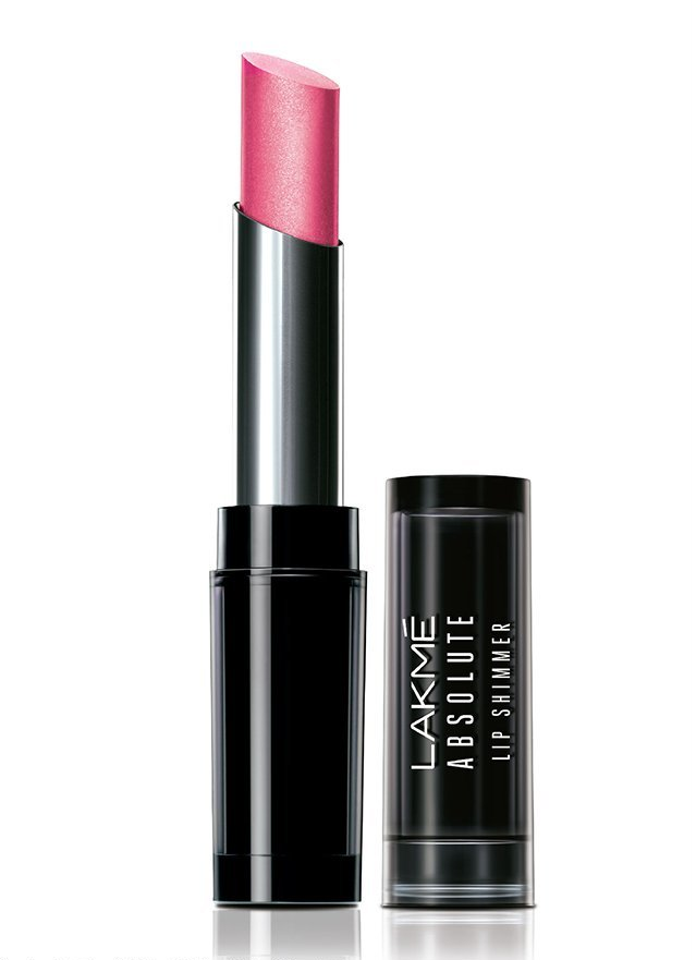 Lakme Absolute Illuminating Lip Shimmer in Pink Flash