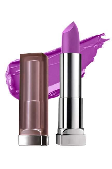 Maybelline Color Sensational Creamy Matte Vibrant Violet, price on request