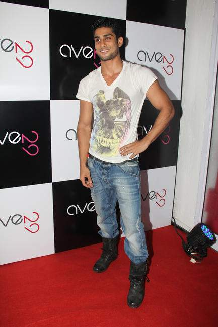 Prateik Bubber at the launch of Ave 29