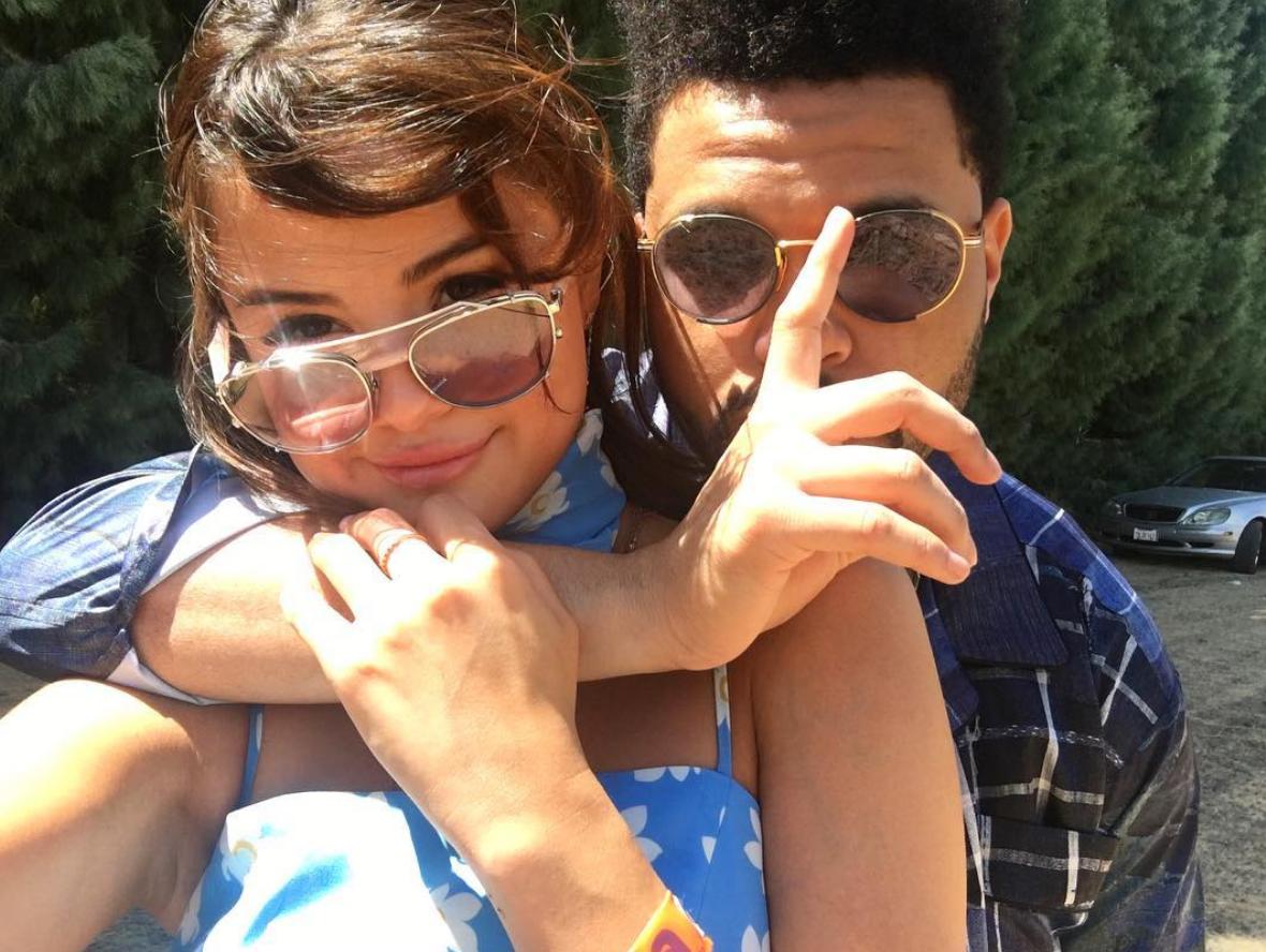 Selena Gomez Weeknd