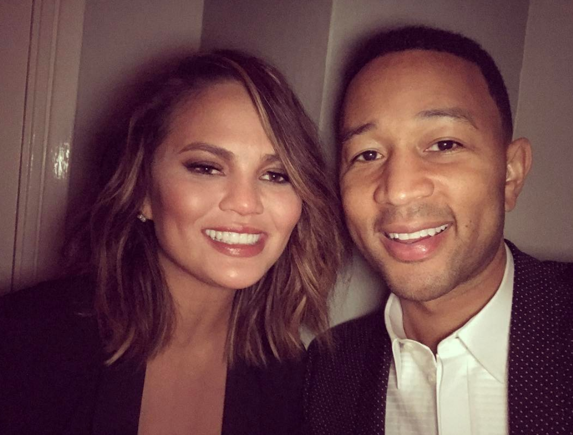 Chrissy Teigan John Legend