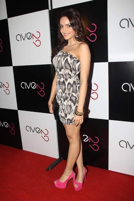 Shazahn Padamsee at the launch of Ave 29
