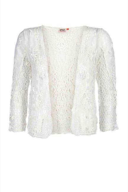 Lace jacket, Only