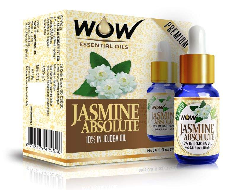 Wow Essential Jasmine Absolute Oil