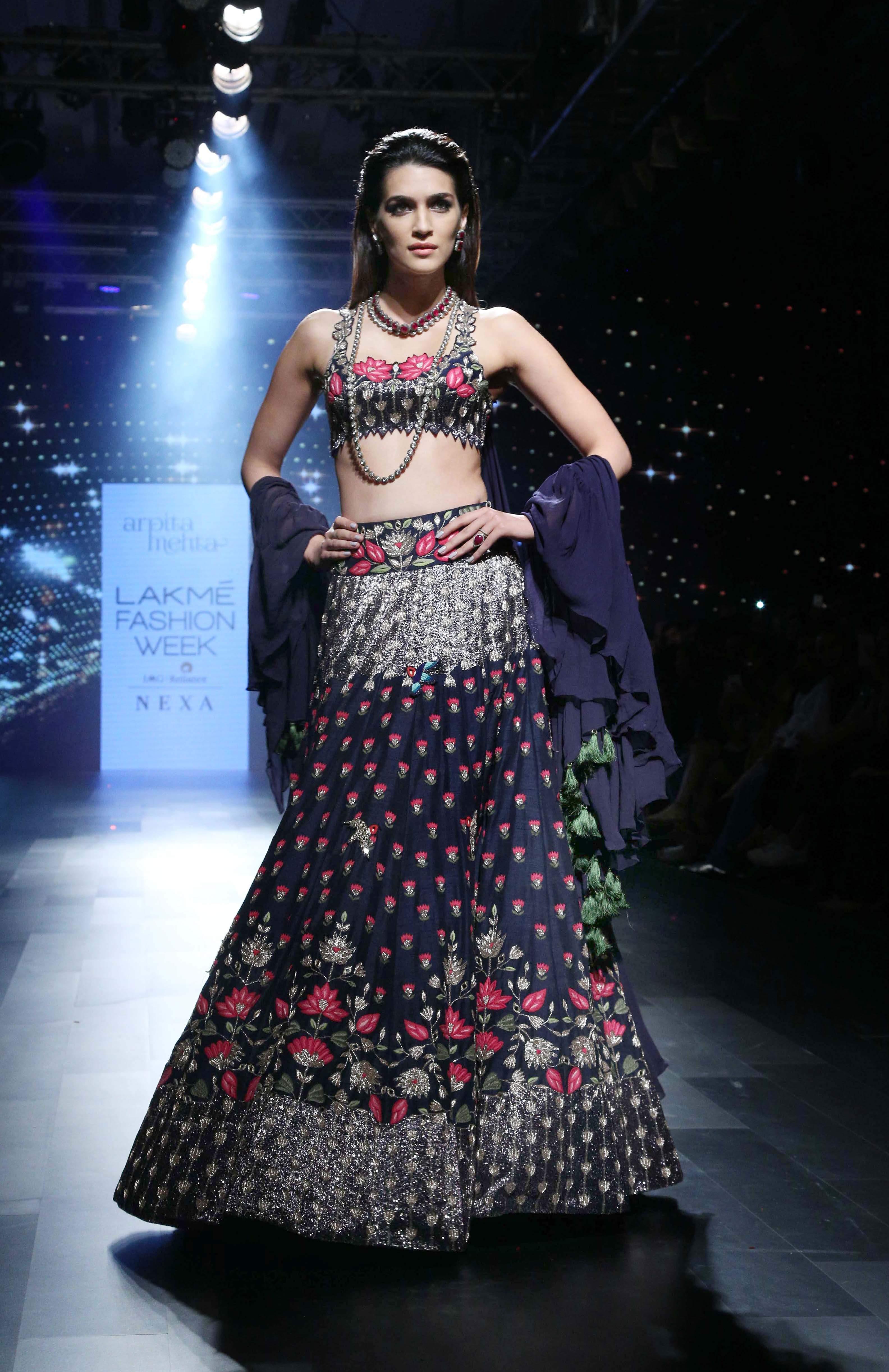 Kriti Sanon for Arpita Mehta