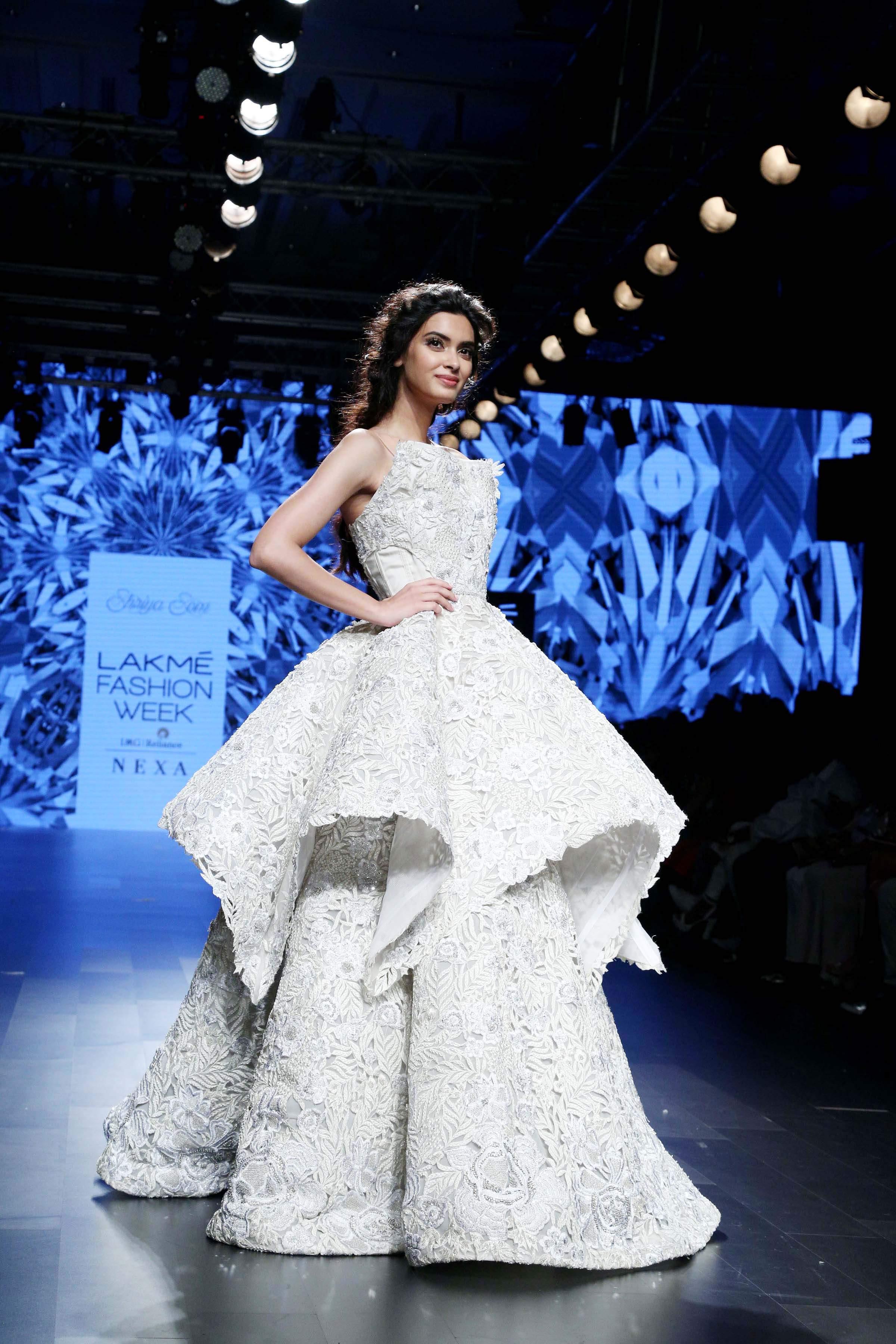 Diana Penty for Shriya Som