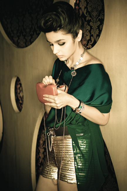 Alia Bhatt for Grazia | Photographs by Prasad Naik