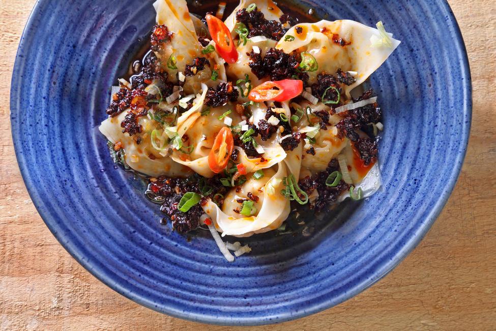 Sichuan Spicy Wonton