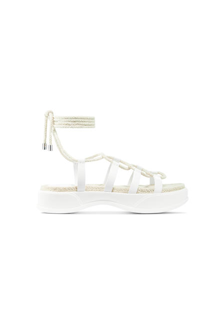 Tie-up sandals, Michael Kors Collection, price on request
