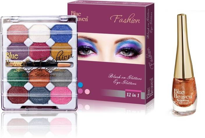 Blue Heaven 12x1 Fashion Eye Shadow, Rs 102