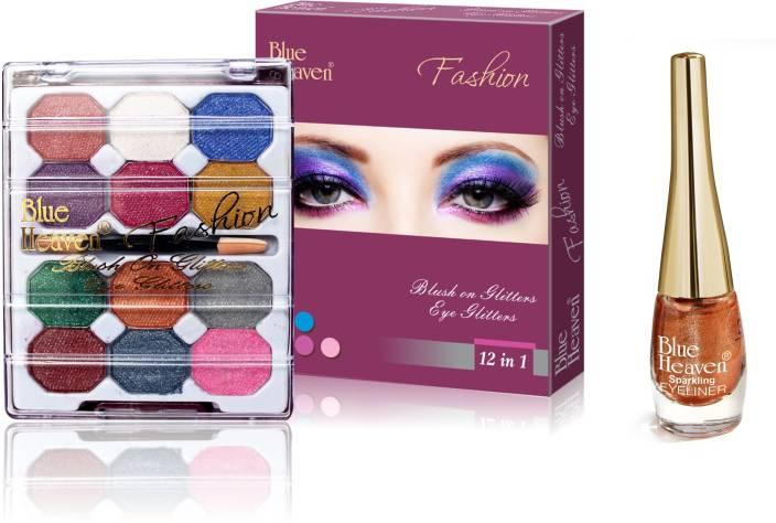 Blue Heaven 12x1 Fashion Eye Shadow, Rs 102