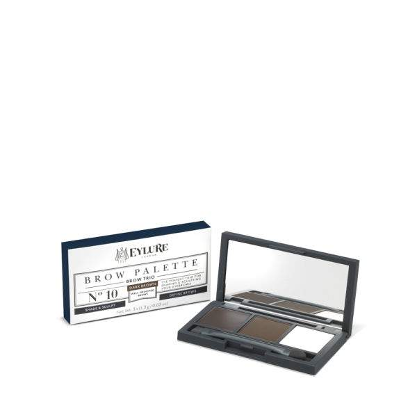 Eylure Brow Palette in Dark Brown, Rs 875