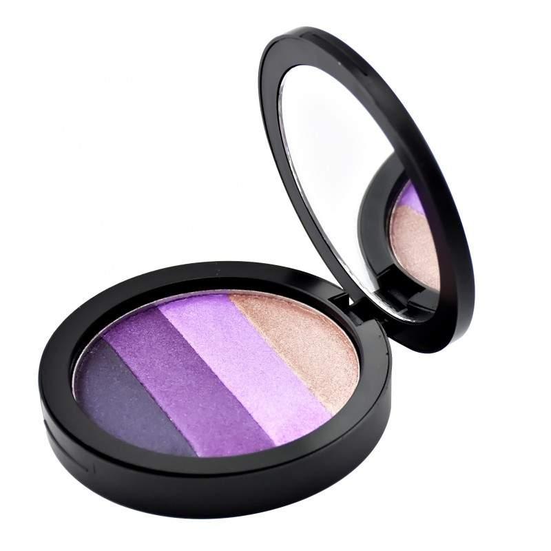 GlamGals Quattro Eyeshadow in Lilac, Rs 650