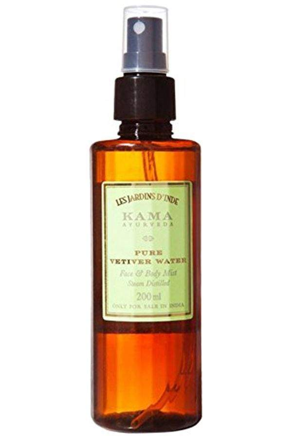 Kama Ayurveda Pure Vetiver Water, Rs 645