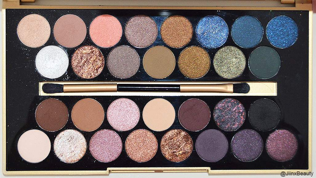 Makeup Revolution Fortune Favours The Brave 30 Eyeshadow, Rs 1,950
