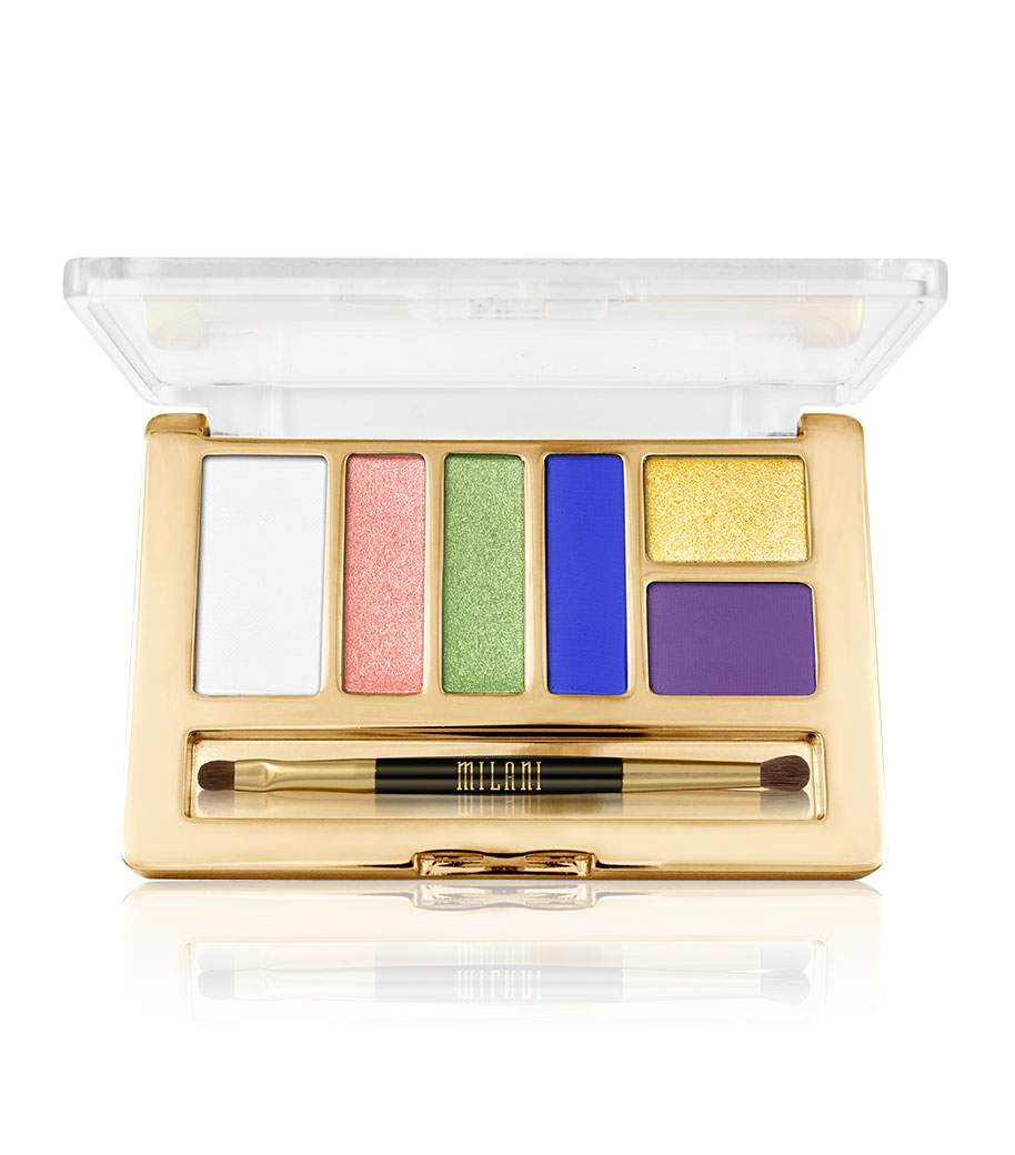 Milani Everyday Eyes Powder Eyeshadow Collection in 06 Vital Brights, Rs 1,250