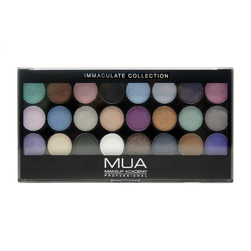 MUA 24 Shade Immaculate Collection Palette, Rs 1,450