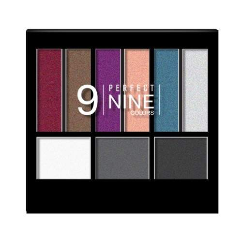 Nicka K Perfect 9 Colour Eyeshadow in AP017, Rs 550