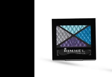 Rimmel Colour Rush Quad Eyeshadow, Rs 550