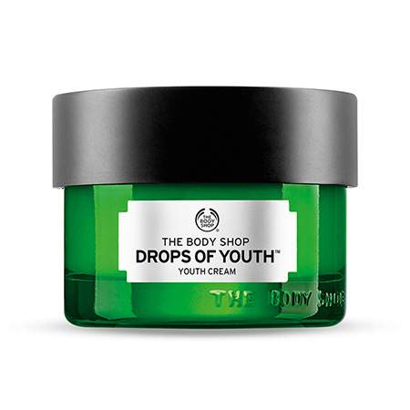 The Body Shop Day Cream Drops Of Youth, Rs 1,995