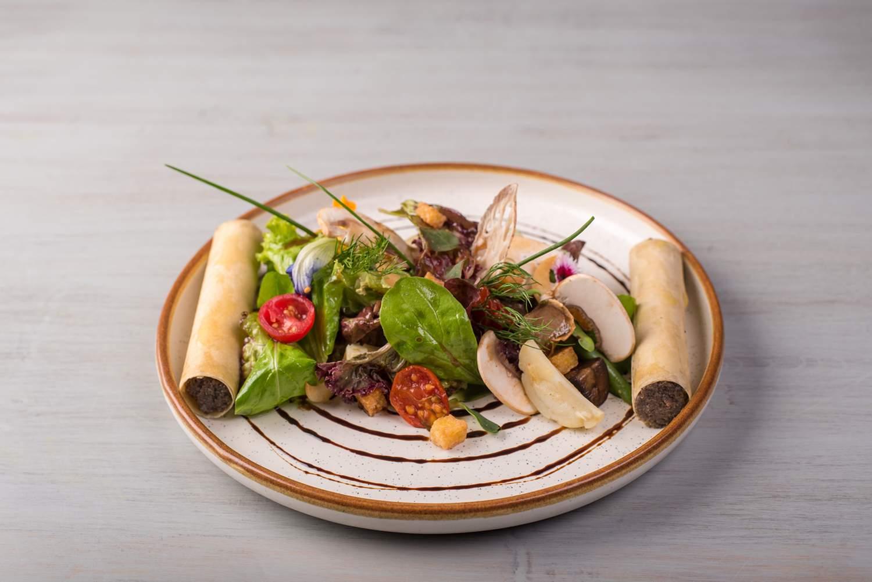 Truffled Mushroom Forestière