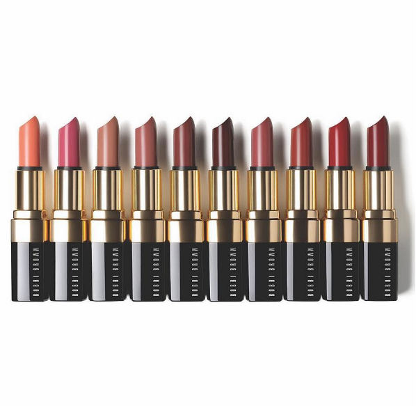 Bobbi Brown Lip Colors