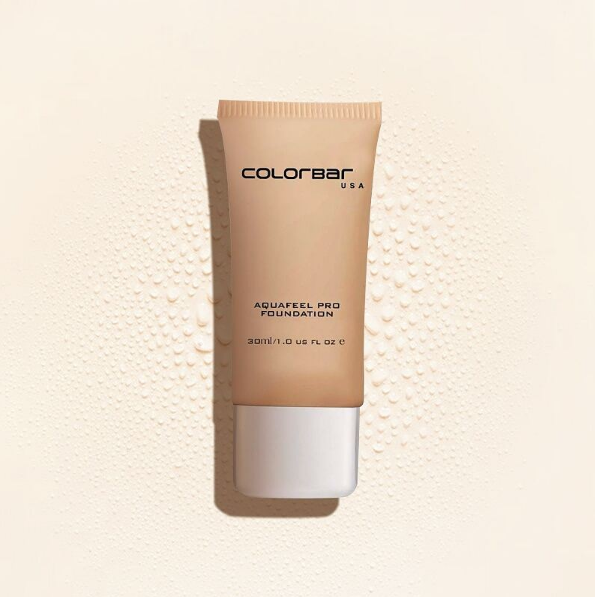 Colorbar Aquafeel Pro Foundation