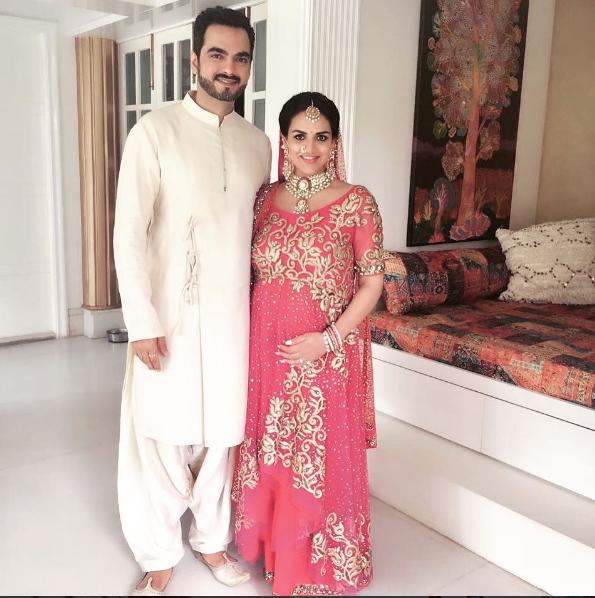 Easha Deol with Bharat Takhtani