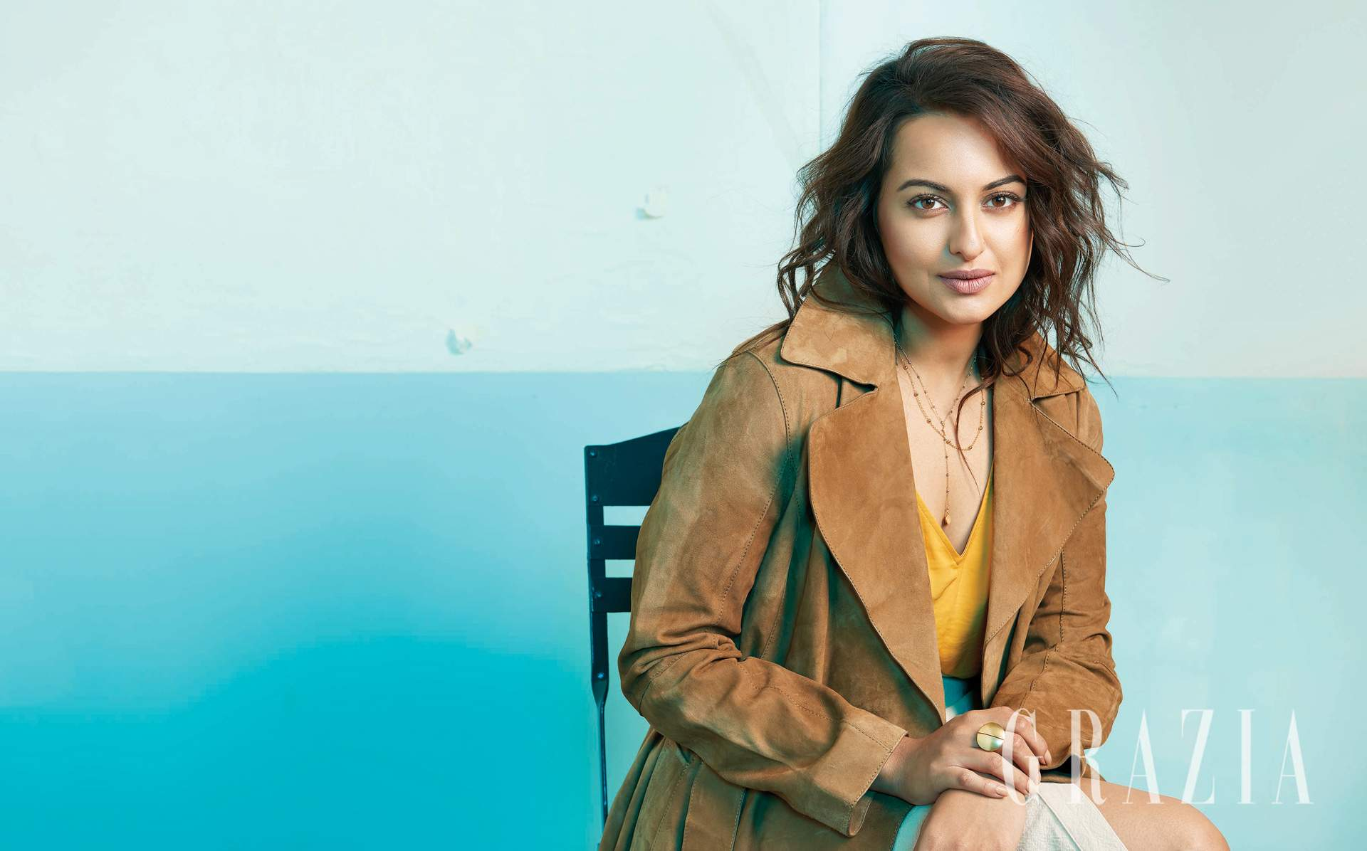 Sonakshi Sinha cover story