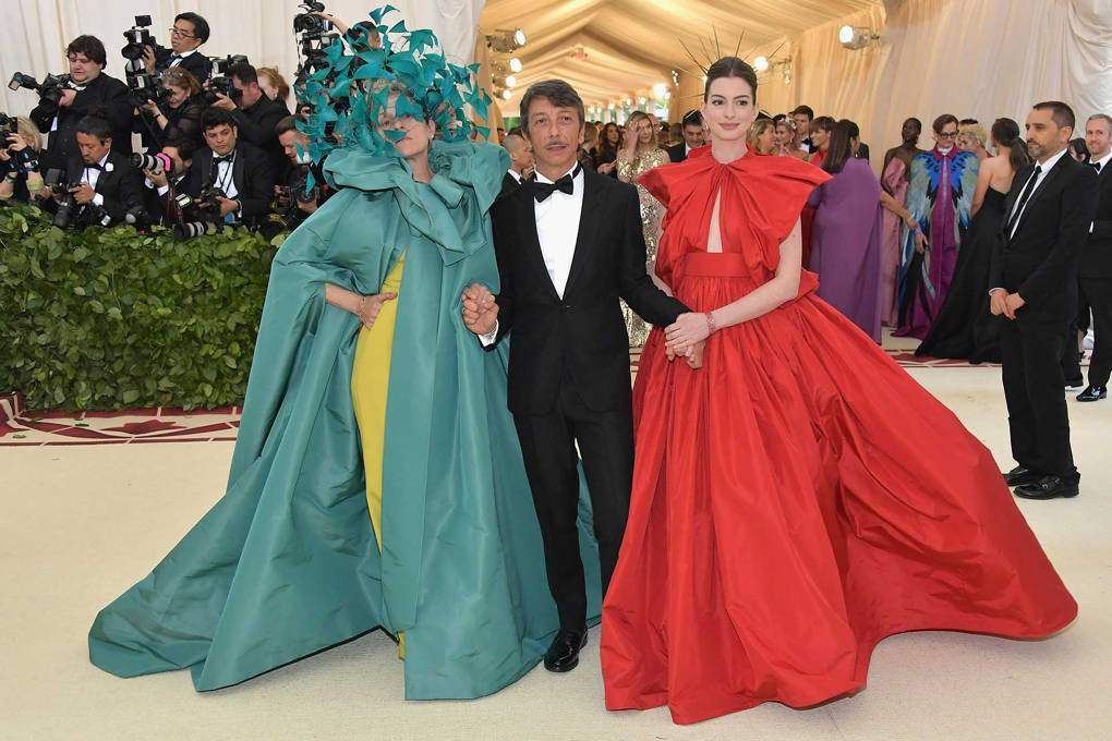 Frances McDormand, Pierpaolo Piccioli, Anne Hathaway